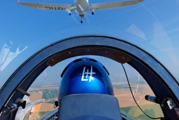 Cokpit du LH-10 Ellipse